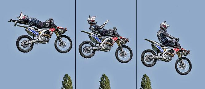 Freestyle Motocross Sequence - Tony Argent