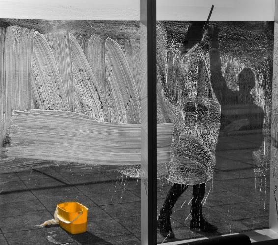 The Window Cleaner - Colin Brett