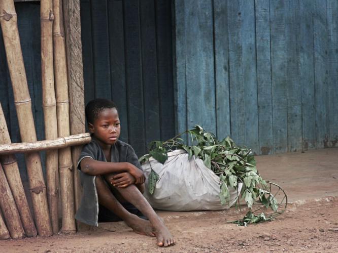 African Boy - Florent Lambert