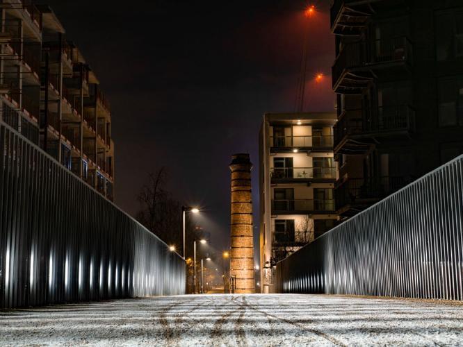 Bridge to the Past - Matt Biggin