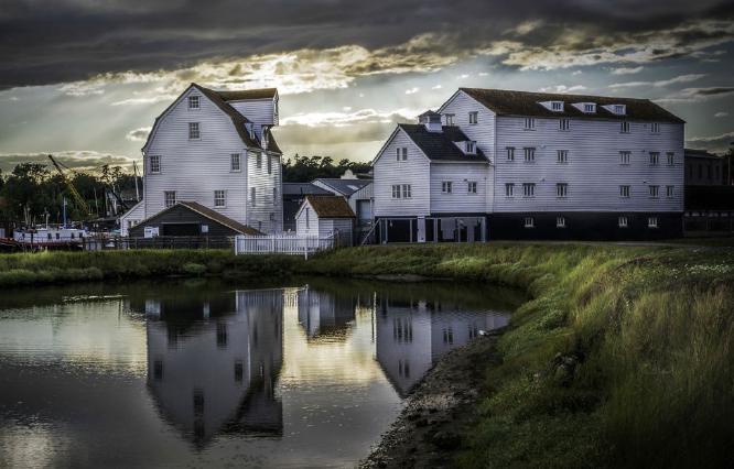 Woodbridge Tide Mill - Peter Howard