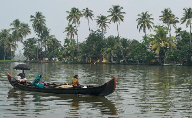 Kerala Transport - Trevor Viney