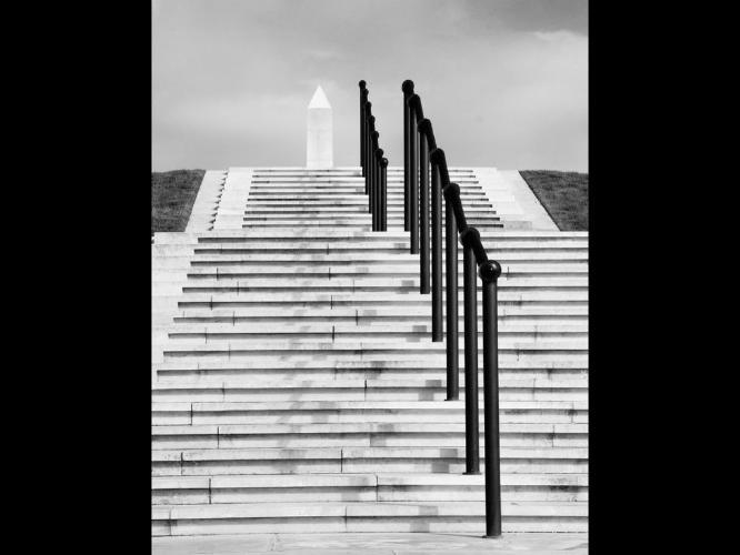 Memorial Steps - Anne Aldred