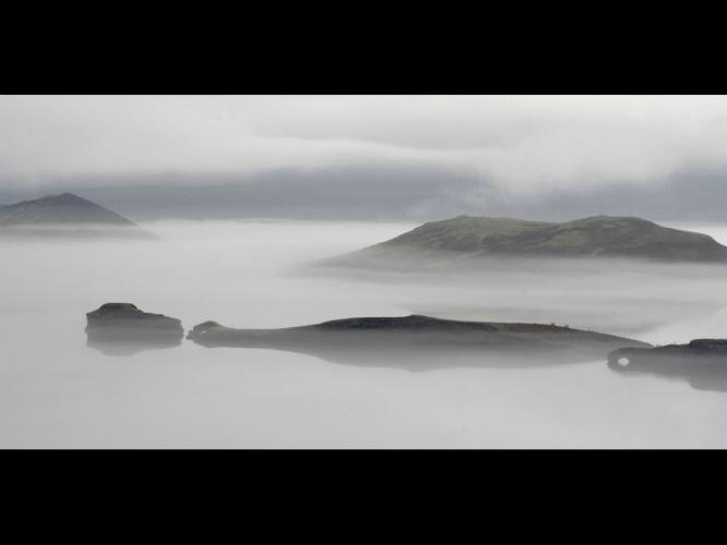 Through The Mist - Anne Aldred