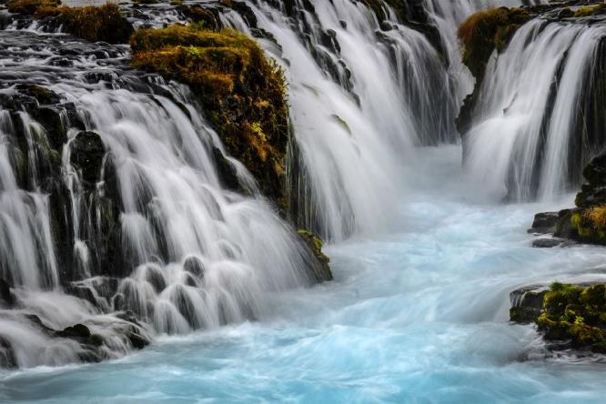 Bruarfoss Iceland - Colin Westgate