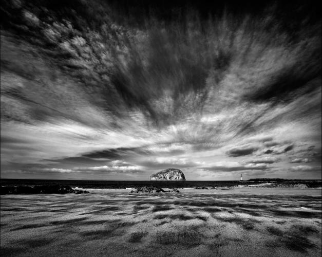 Bass Rock from Tantallon - Chris Aldred