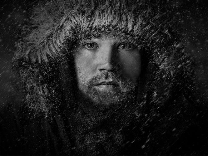 In The Bleak Mid Winter - Marcia Mellor