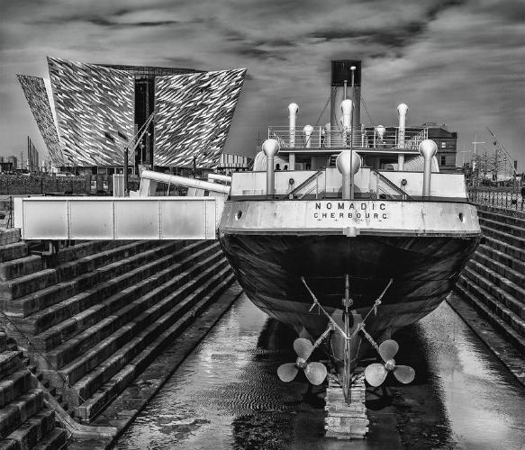 Titanic Quarter - David Blackwell