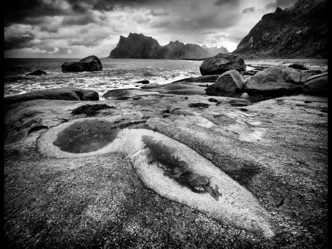 Uttakliev Beach, Lofoten - Chris Aldred