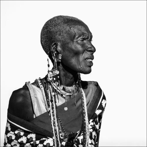 Proudly Maasai - Chrissie Hart