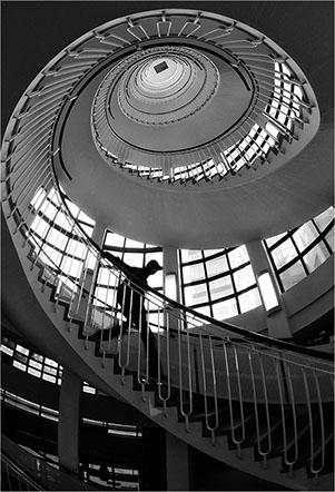 Spiralling Downwards - Aysu Bilgic