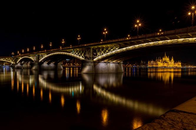 Midnight on the Danube - Rob Moore
