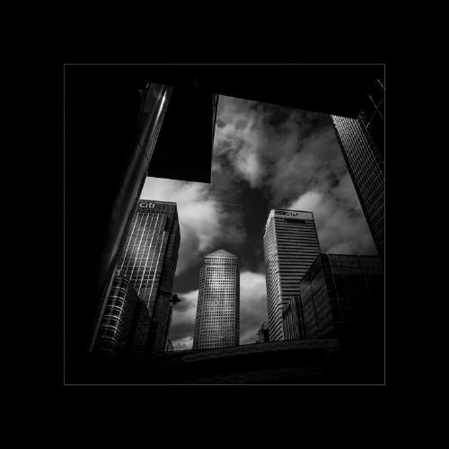 Canary Wharf London - Tony Bramley