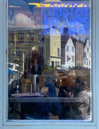 St Monans Reflections - Ken Wallace
