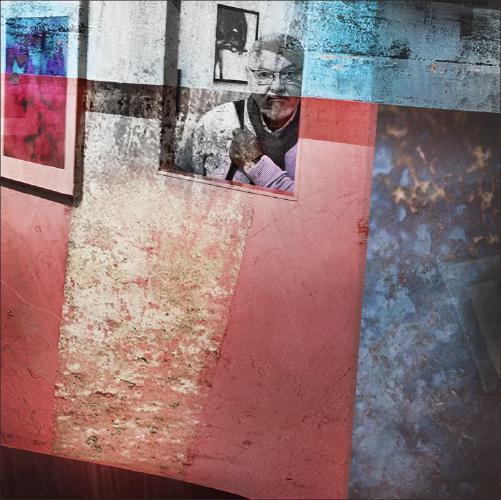 Window Gazing - Chrissie Alexander
