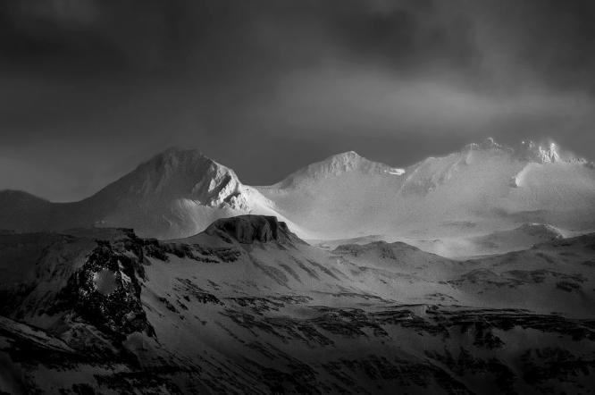 Mountain Light - Colin Westgate