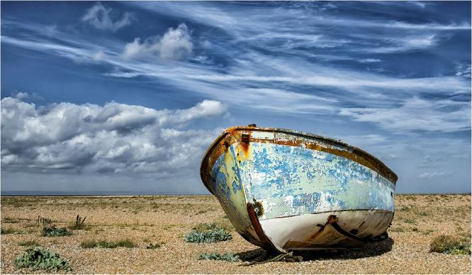 Abandoned - David Egerton