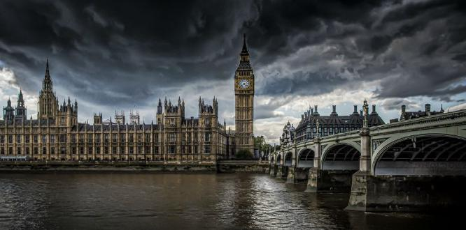 Passing  Storm - David Blackwell