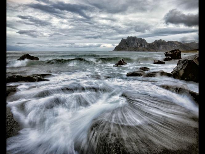 Utakleiv Beach - Chris Aldred