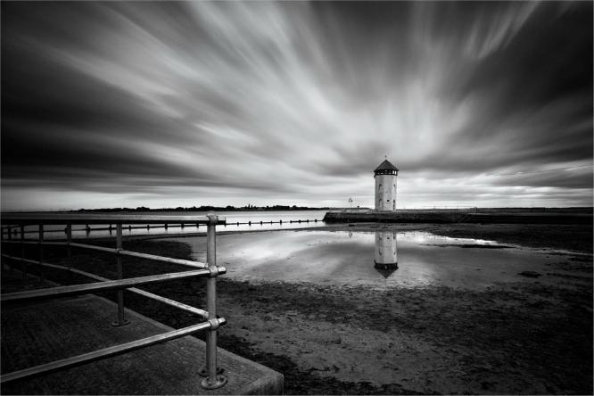 Incoming Tide BatemansTower - Chrissie Hart