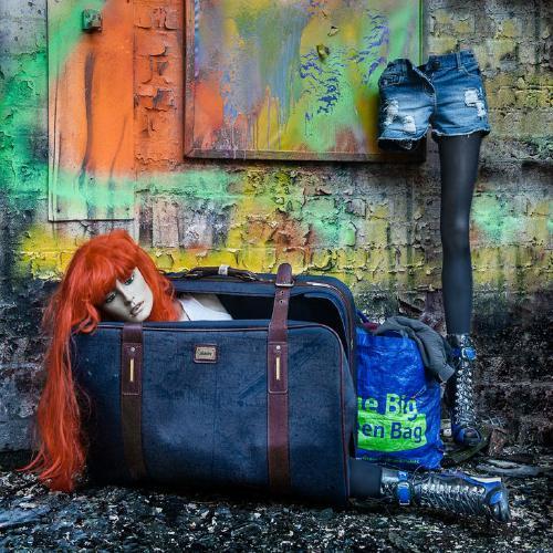 Sleeping Rough - Chrissie Hart