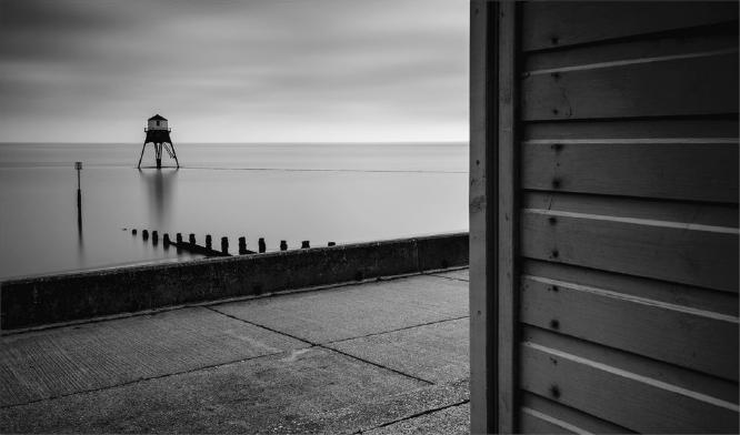 View from the Beach Hut - Chrissie Hart