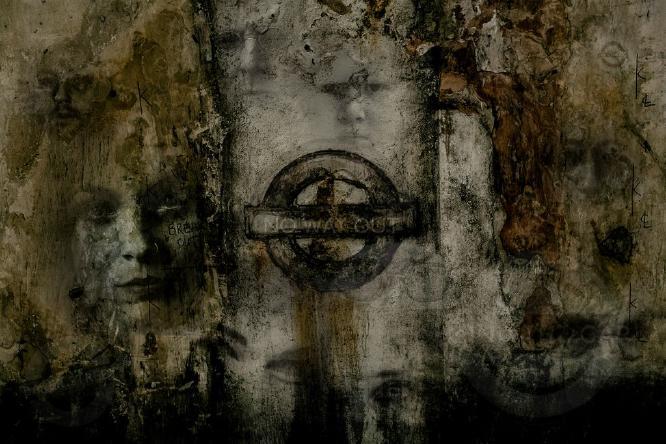 Ghotsts in the Underground - Clifford Sullivan