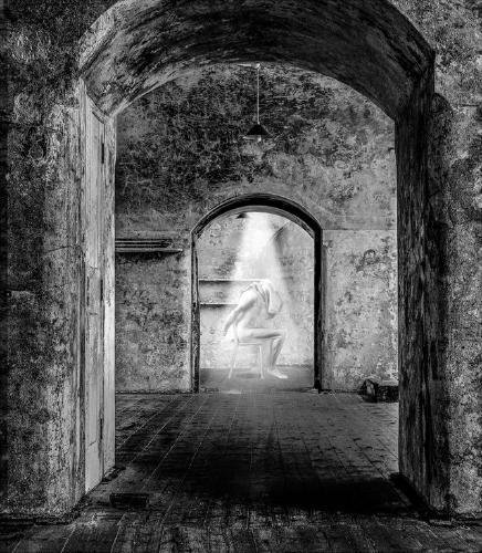 In a dark place - Clifford Sullivan