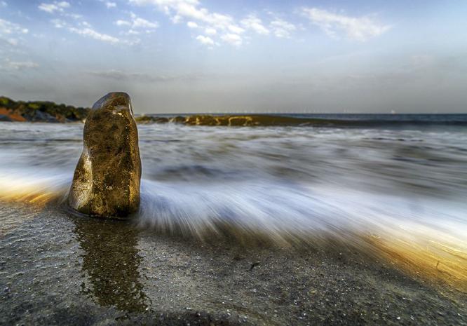 Jaywick beach - Clifford Sullivan