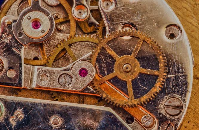 Old-watch - Clifford Sullivan
