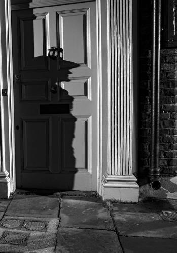 Stranger at the Door - Clifford Sullivan