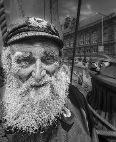 The Old Sea Dog - Clifford Sullivan