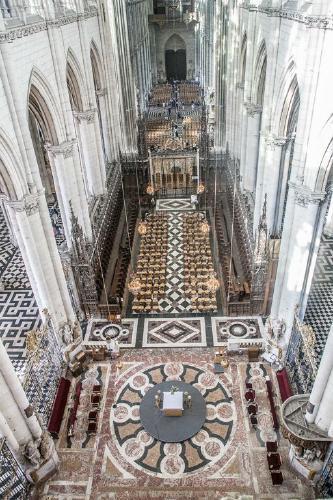Cathedral Amiens - Colin Dando