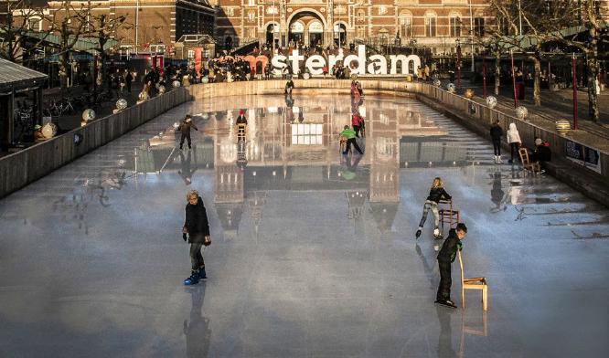 Dutch Ice - Colin Dando