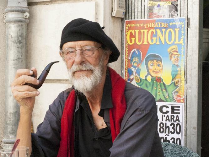 Jean Paul - Colin Dando