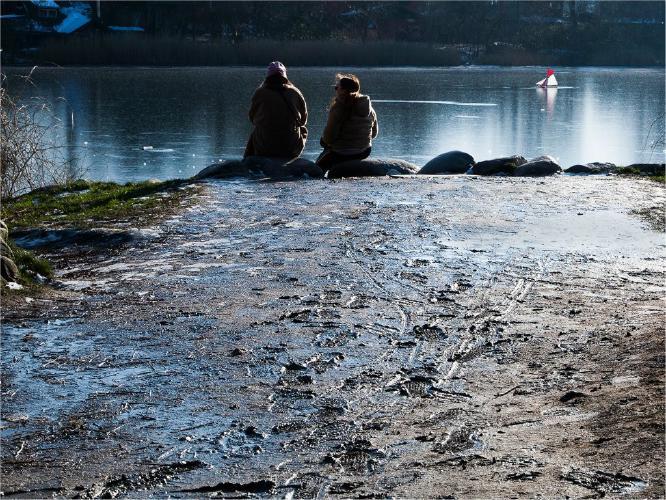 Late Afternoon Copenhagen - Colin Dando