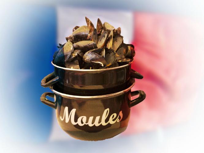 Moules - Colin Dando