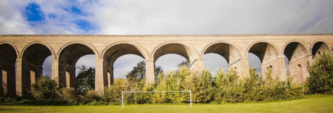 Underneath the Arches - Colin Dando