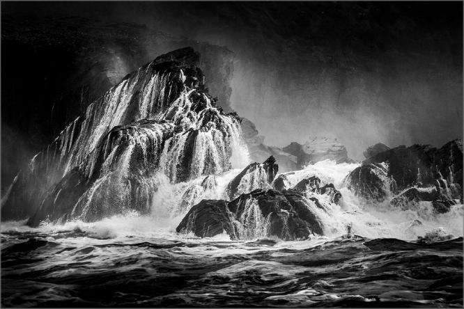 Atlantic Storm Dingle Ireland - Colin Westgate