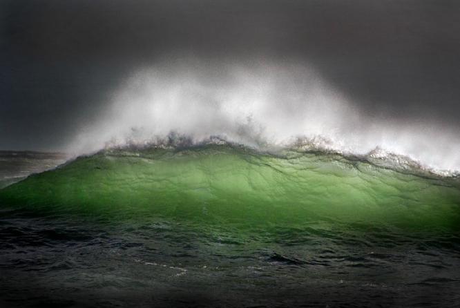 Atlantic Wave - Colin Westgate