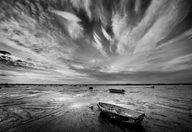 Big Sky Mersea Island - Colin Westgate