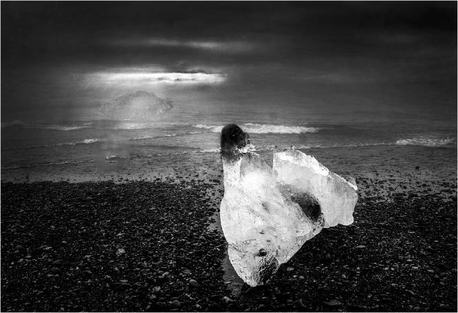 Ice Beach Jokulsarlon - 2 - Colin Westgate