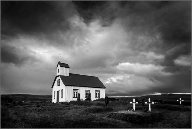 Icelandic Church - Colin Westgate