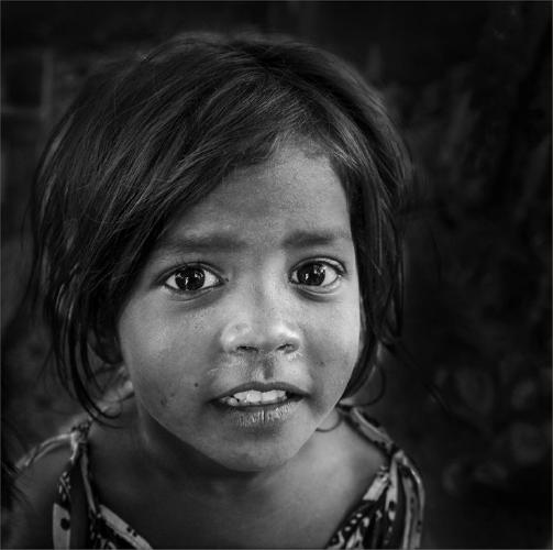 Indian Girl - Colin Westgate