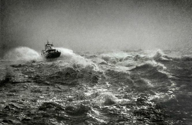 Lifeboat Call Newhaven - Colin Westgate