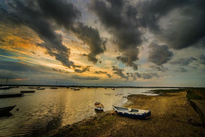 Mersea Sky - Colin Westgate