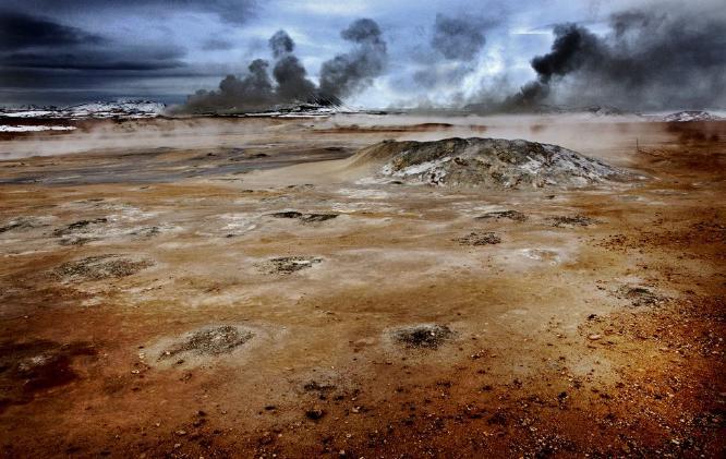 Namafjall Iceland - Colin Westgate