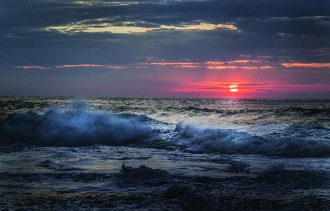 Sunset Doolin Ireland - Colin Westgate