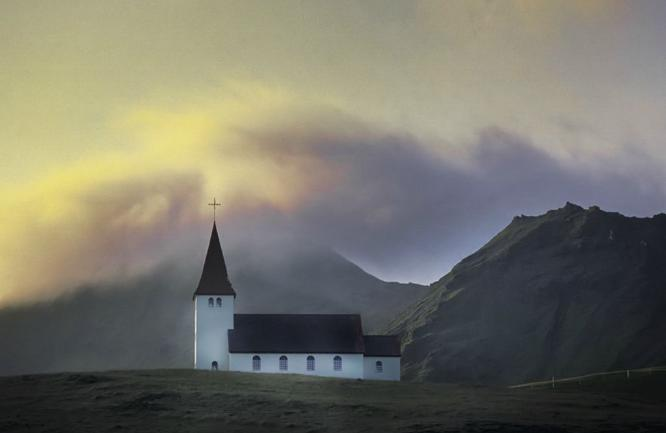 The Church at Vic - Colin Westgate