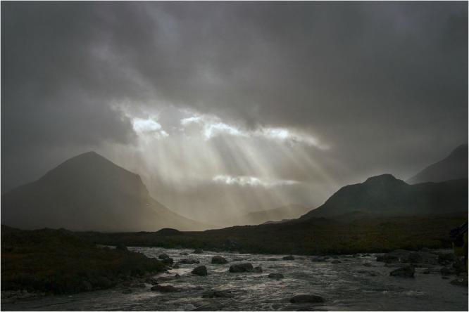 Towards Marsco Isle of Skye - Colin Westgate